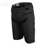 Womens shorts TroyLeeDesigns Skyline, black, size M