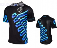 Jersey TroyLeeDesigns Skyline Force, black, size L
