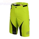 Shorts TroyLeeDesigns Terrain, flo-yellow, size 32