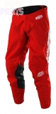Moto pants TLD GP Air Mono, red, size 38