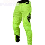 Kids pants TroyLeeDesigns Sprint, flo yellow, size Y-26