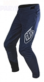 Kids pants TroyLeeDesigns Sprint, navy, size Y20