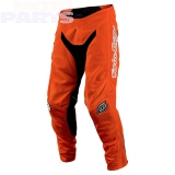 Kids moto pants TLD GP Mono, orange, size Y-26